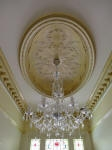 Ornate Ceiling Fixture
