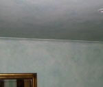 Four Colour Wash to Walls, Ceiling & Cornice