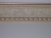 Colourwash & Picking out in Gold Cornice